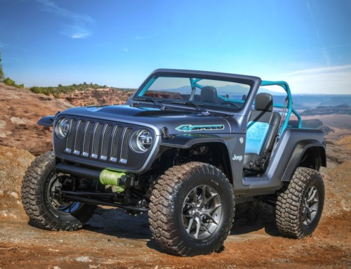 JEEP AND MOPAR, SEVEN CONCEPT FOR THE 2018 EASTER JEEP SAFARI