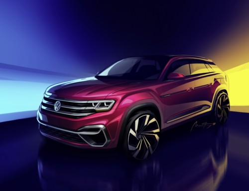 VOLKSWAGEN, A NEW SUV COUPE' BASED ON THE ALTLAS