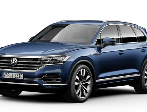 VOLKSWAGEN TOUAREG, UNVEILED IN BEIJING THE NEW GENERATION