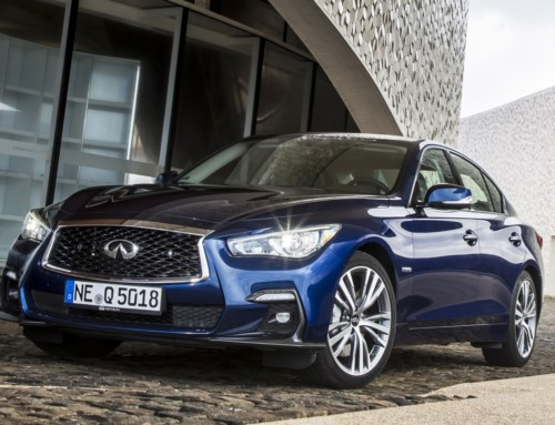 INFINITI Q50 HYBRID, STYLE AND DRIVING PLEASURE