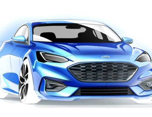 FORD FOCUS, DESIGN UMANO CENTRICO