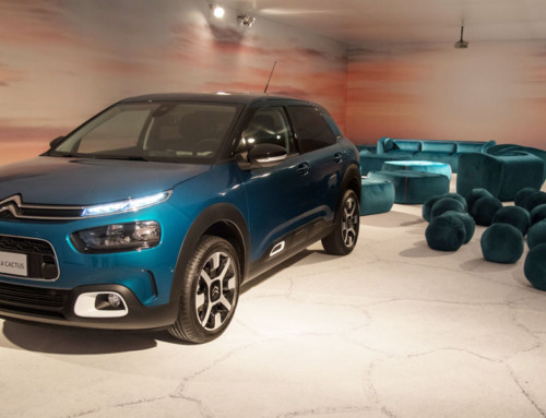 CITROËN C4 CACTUS AND BERTONE DESIGN: IF COMFORT DESIGNS STYLE