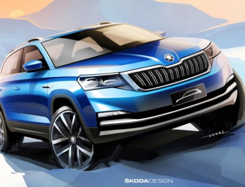 A NEW ŠKODA DESIGNED FOR CHINA