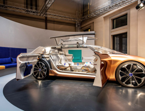 RENAULT SYMBIOZ AND THE MILAN SALONE DEL MOBILE, ASTRIDE TWO UNIVERSES
