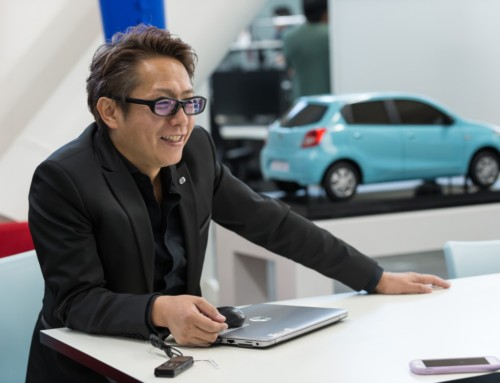 CINQUE DOMANDE A KEI KYU, EXECUTIVE DESIGN DIRECTOR DI DATSUN
