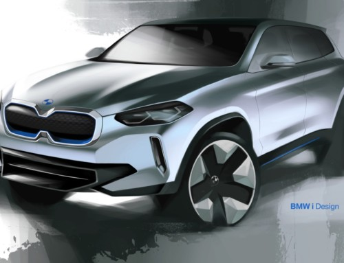 BMW iX3, TOWARDS THE ELECTRIFICATION
