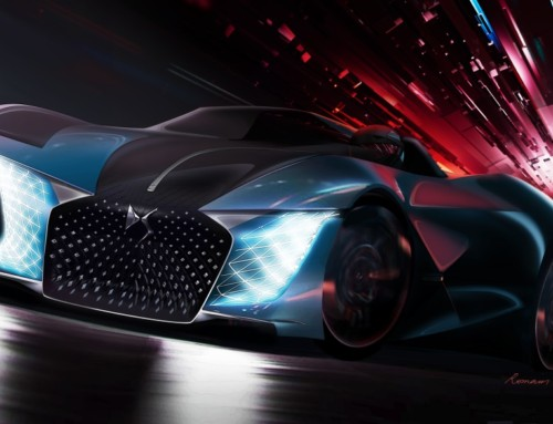 DS X E-TENSE, THE LUXURY MOBILITY OF 2035