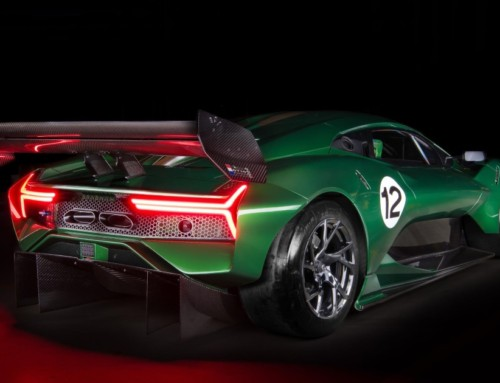 BRABHAM BT62, THE LEGEND IS BACK