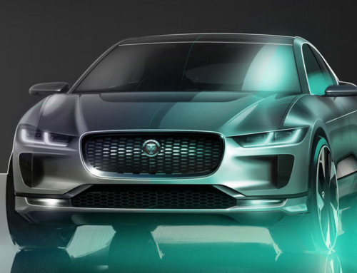 JAGUAR I-PACE, SPINTA IN AVANTI
