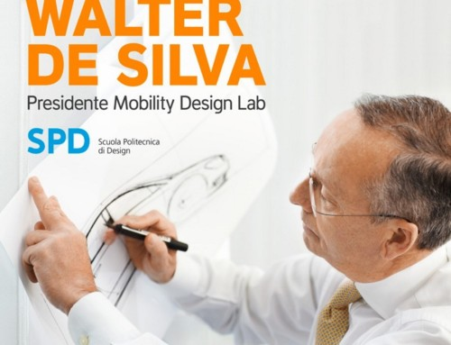 WALTER DE SILVA APPOINTED PRESIDENT OF MOBILITY DESIGN LAB OF SPD