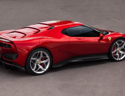 FERRARI SP38, ONE OFF DESIGN