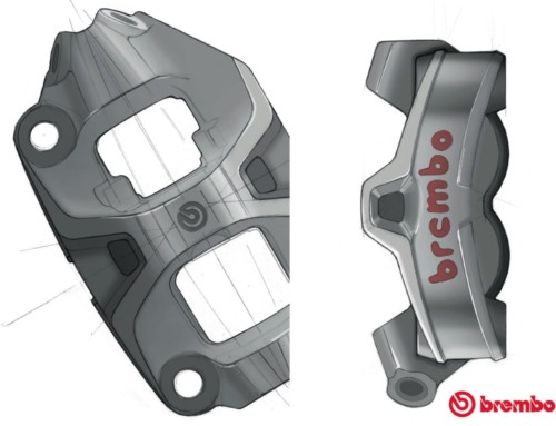 BREMBO, STYLE AND COLOUR