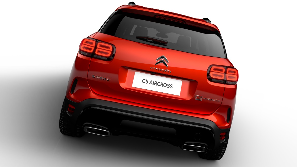 Citron C5 Aircross A New Generation Suv Autodesign