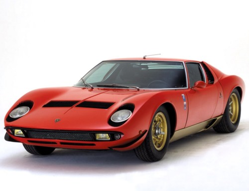 THE LAMBORGHINI MIURA SV WON THE AUTO&DESIGN TROPHY AT VILLA D'ESTE 2018