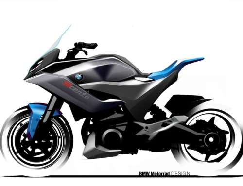BMW MOTORRAD 9CENTO, EMOTION AND PERFORMANCE