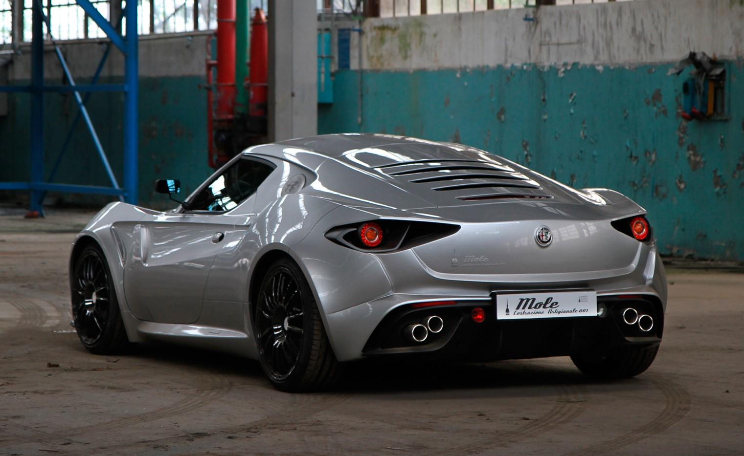 Alfa Romeo Mole