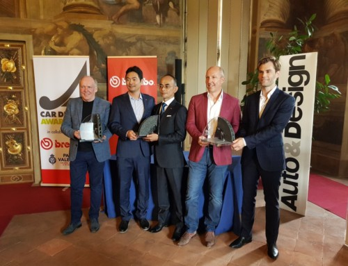 CAR DESIGN AWARD 2018, I VINCITORI