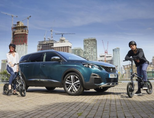 PEUGEOT, THE LAST MILE WITH THE EF01 FOLDING ELECTRIC BIKE