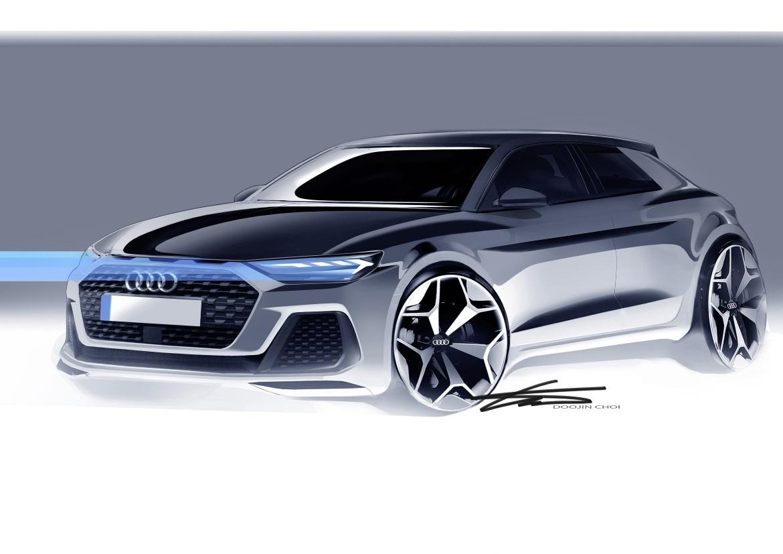 Audi A1 Dynamic Evolution Auto Design