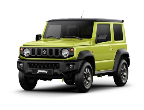 SUZUKI JIMNY, THE FOURTH GENERATION