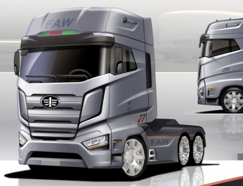 FAW J7, 20 MILA KM PER TORNARE ALL'ITALDESIGN
