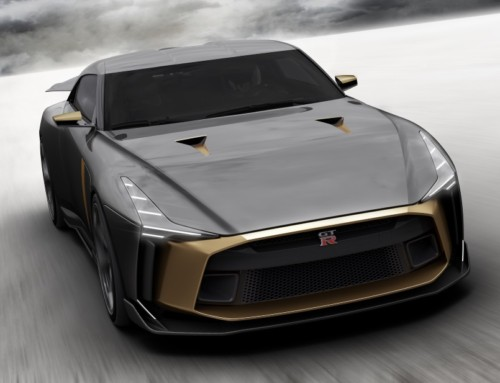 NISSAN GTR-50 BY ITALDESIGN, 50 YEARS WITHOUT LIMITS