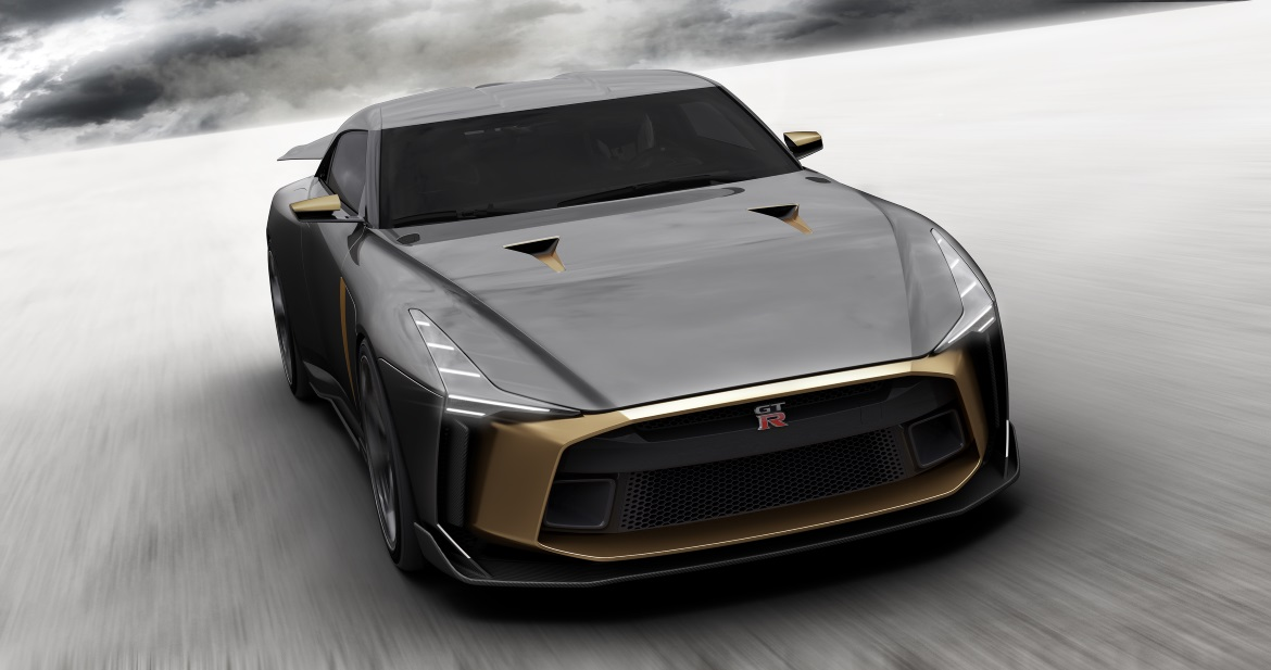 Next Gen Gtr >> NISSAN GTR-50 BY ITALDESIGN, 50 YEARS WITHOUT LIMITS - Auto&Design