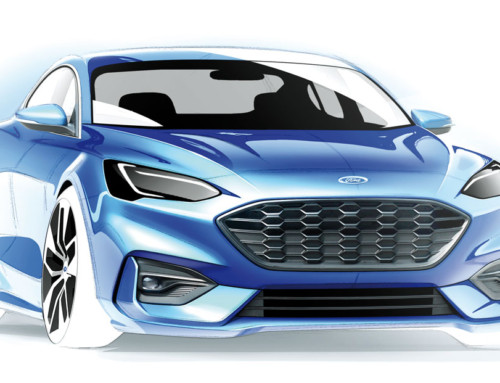 COTY 2019 FINALISTS | FORD FOCUS