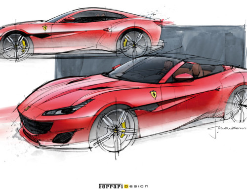 "FERRARI WINS THE ""RED DOT: BEST OF THE BEST"""