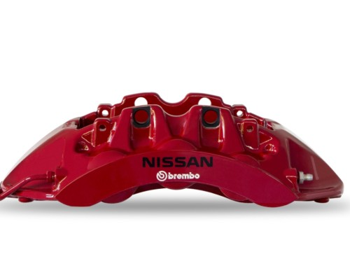 BREMBO CELEBRATES NISSAN AND ITALDESIGN WITH A SPECIAL CALIPER