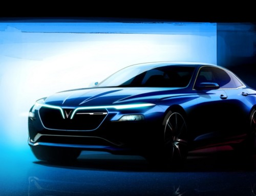VINFAST TO UNVEIL SEDAN AND SUV AT THE 2018 PARIS MOTOR SHOW