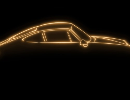 PORSCHE, PROJECT GOLD FIRST TEASER