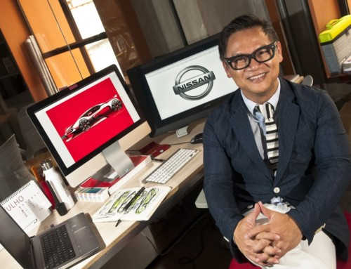 JOHN SAHS IS THE NEW HEAD OF NISSAN DESIGN STUDIO IN BRAZIL