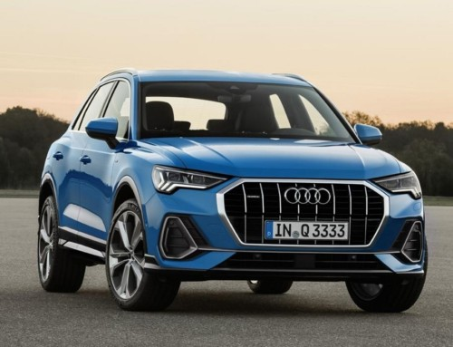AUDI Q3, POWER AND CHARM