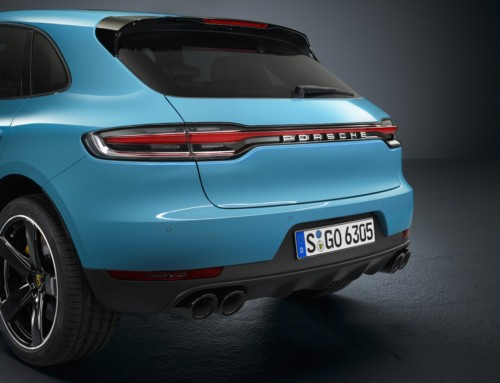 PORSCHE MACAN, SPORTIER AND MORE MODERN LOOK