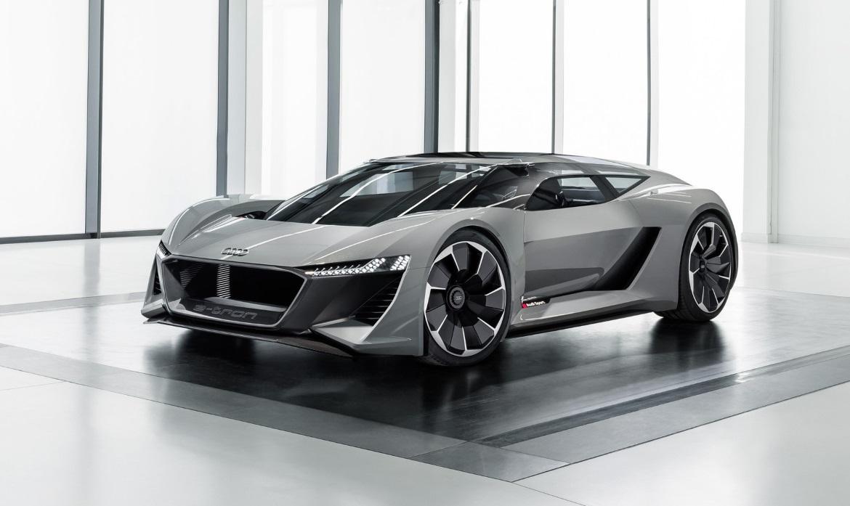 Audi Pb18 E Tron Future S Supercar Auto Amp Design