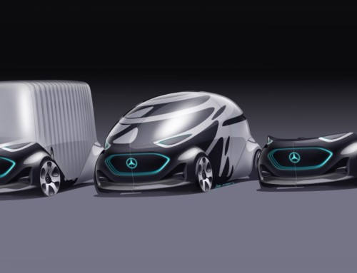 MERCEDES-BENZ VISION URBANETIC, INTELLIGENZA ED ESTETICA