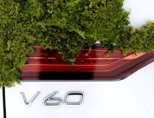 VOLVO'S GREEN FOOTPRINT