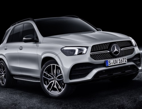 MERCEDES-BENZ GLE, EMOZIONE E INTELLIGENZA