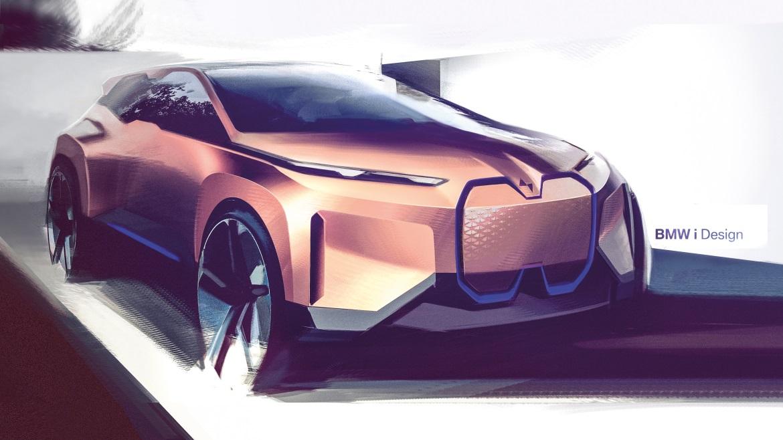 bmw vision inext, authoritative future - auto&design
