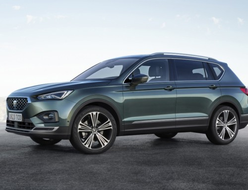 SEAT TARRACO, NEW DESIGN LANGUAGE