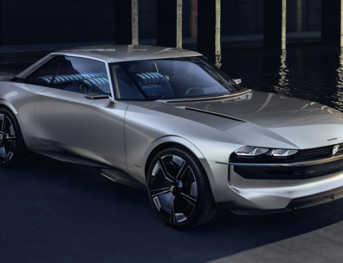 PEUGEOT E-LEGEND CONCEPT, ELECTRIC AND AUTONOMOUS EXTENSION