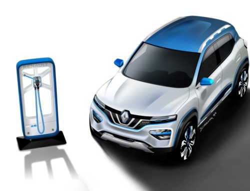 RENAULT K-ZE, ELECTRIC CROSSOVER