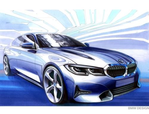 BMW SERIE 3, 40 ANNI DOPO