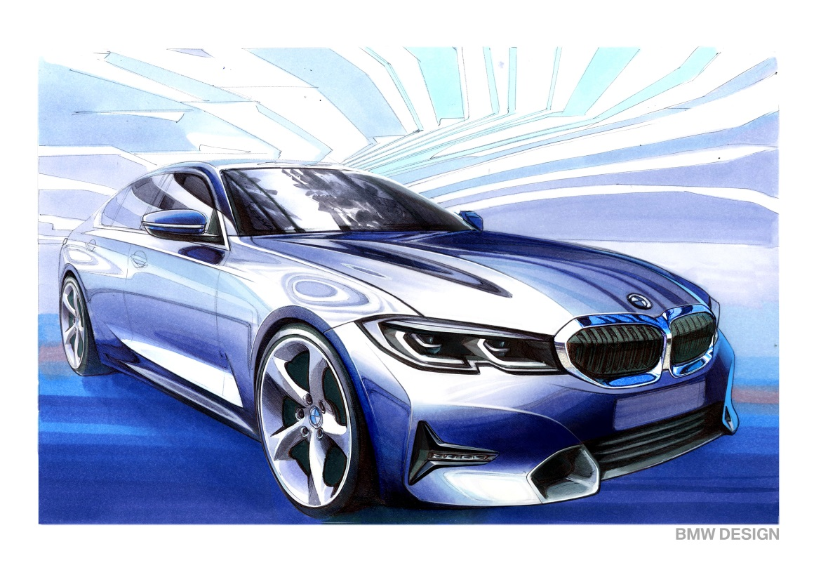 Bmw 3 Series 40 Years Later Auto Design