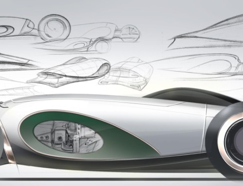 ROYAL COLLEGE OF ART, UN PROGETTO PER LA BENTLEY DEL FUTURO