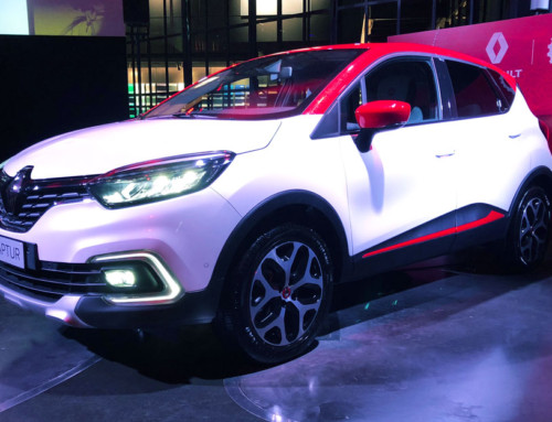 RENAULT CAPTUR TOKYO EDITION, ORIENTAL SUGGESTIONS