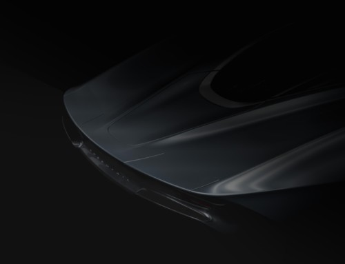 THE MCLAREN SPEEDTAIL PICKS ITS MOMENT