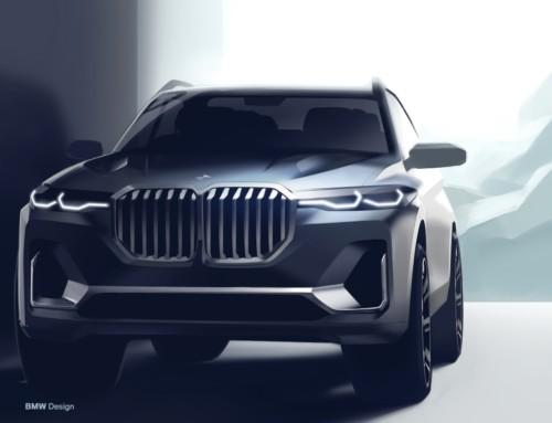 BMW X7, LUSSO E SPAZIO