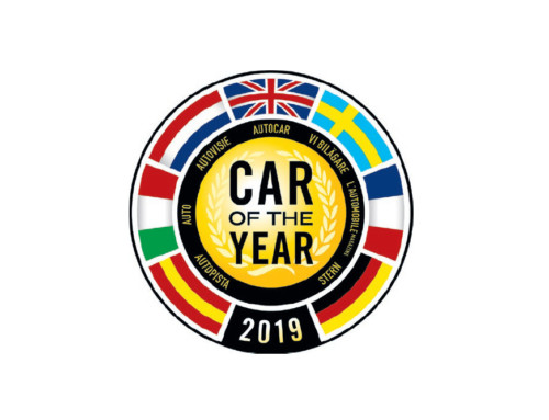 CAR OF THE YEAR 2019, THE FINAL LIST OF CANDIDATES